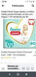 Título do anúncio: Promoção fralda Pampers, a melhor!