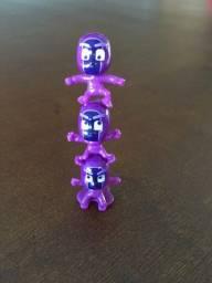 Coleção PJ masks Kinder: Ninjalinos