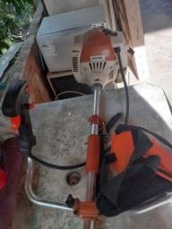 Vendo máquina abelhinha a gasolina skil
