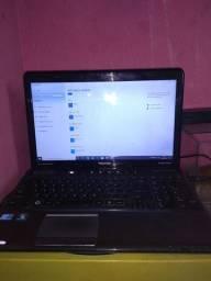 Notebook Toshiba usado *LEIA O ANÚNCIO*