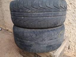 Vendo 2 pneu usado Pirelli Phantom