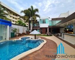 Casa alto padrão com 4 quartos lazer completo a venda,415m² na Enseada Azul-Guarapari-ES