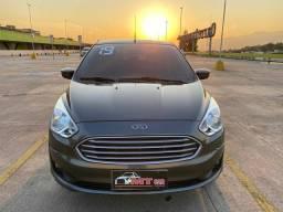 Título do anúncio: Ford ka se 2019 1.5 completão + gnv ent 10.000 + 48 x 1099