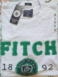 Camisa Primeira Linha Abercrombie e Fitch