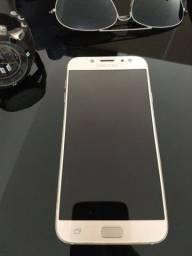 Celular Samsung J7 PRO impecável troco por TV LED