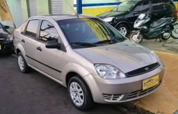 Fiesta sedan 1.6 Flex Completo 2007