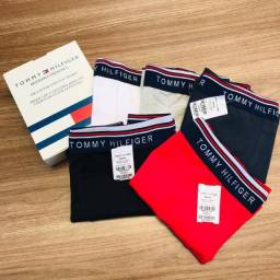 Cueca Tommy Hilfiger - Pack 3 Boxers
