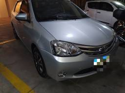 Étios Sedan Platinum - 2016 (2º dono)