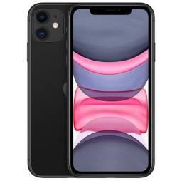iPhone 11 Apple 64GB Preto (NOVO LACRADO)