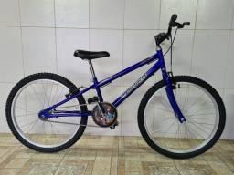 Bicicleta aro 24 nova menino