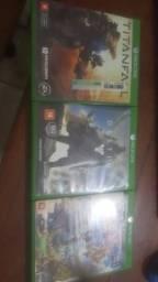 3 Jogos Xbox One