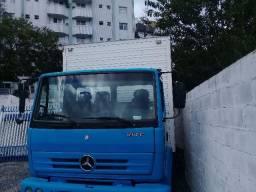 Caminhão mercedes 914-C - 2001