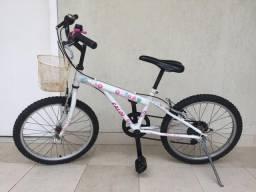 Bicicleta Caloi Ceci Aro 20 Feminina