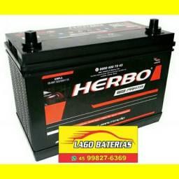 Bateria 100ah nova