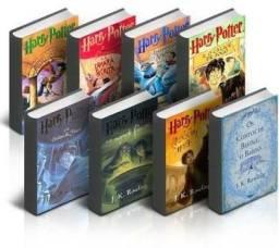 Coleção Harry Potter - 8 livros