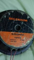 Par de alto-falante de 10 Selenium