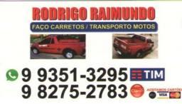 Ligue Carretos Fretes- Transporto Moto- Betim Contagem BH Interior