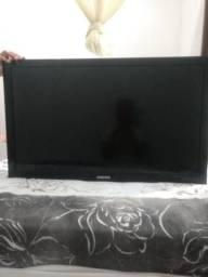 """Tv Samsung 40"""" com defeito na tela"""
