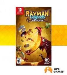 Rayman legends jogo Nintendo switch