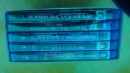 Resident Evil - Coleção em blu-ray