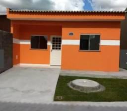 Casas 2 quartos até zero de entrada MCMV