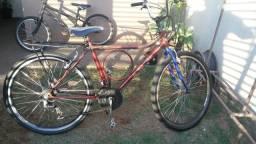 Bicicleta Barra 18 marchas