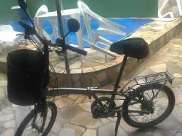 Bicicleta Blitz mod. Impulse dobrável pouco uso