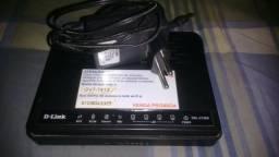 Roteador wi-fi adsl