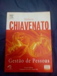 Vendo Livro Gestão de Pessoas - Chiavenato