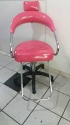 Cadeira nova zerada aceito cartão