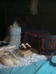 Bolsas e sapatinhos