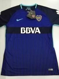 Camisa Boca Juniors Third 17/18 - G