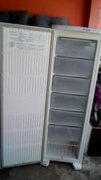 Frezer vertical eletrolux semi novo oferta 700 reais zap 986173920