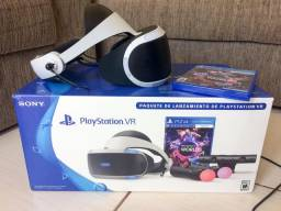 PlayStation VR - Modelo Novo Cuh Zvr2 Ps4