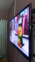Tv 50 polegadas Samsung semi nova