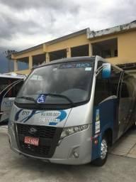 Micro-ônibus Volare Limousine Fly W9 - 2013/2013 - 2013