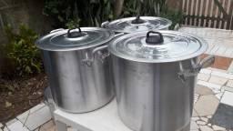 Caldeirão pra feijoada 40 litros