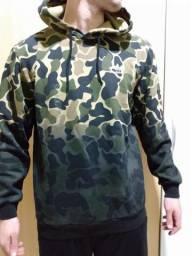 Blusão adidas Originals Camouflage -novo