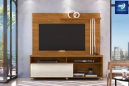"""Rack com Painel com LED para TV até 65"""" c/ Frete GRÁTIS* #Garantia #Novo"""