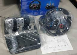 Volante G29 Logitech PS3, PS4 e PC