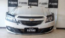 Parachoque Onix Prisma LT LTz original 2013 a 2016