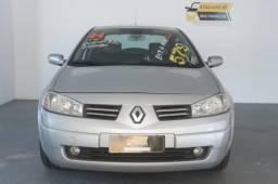 Renault Megane Sedã Dynamique - 1.6 16v(Hi-Flex) 4p 2011 - 2011