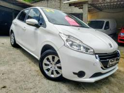 Peugeot 208 1.5 2014/ 3 Mil Abaixo da Fipe / Financio Sem Entrada - 2014
