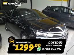 Corolla XEI Automático Impecável 2016 - 2016