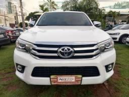 Hilux Cd Srx 4x4 2.8 Tdi 16v Diesel Aut. - 2017