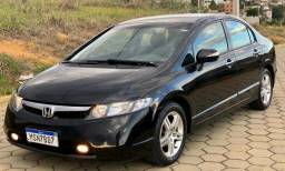 new civic top exs 2008 automatico - 2008