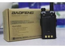 Radio Comunicador Profissional Baofeng Uhf Vhf Uv-5r Fm Fone