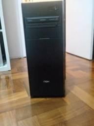 PC amd atlhon x3 400 excelente para uso diário e trabalhos com word,office,exel,etc