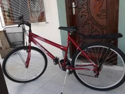 Bicicleta 18 marcas Status - nova
