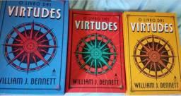Box O Livro das Virtudes (02 livros capa dura)